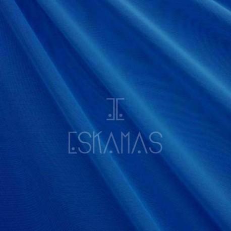 Gasa azul royal