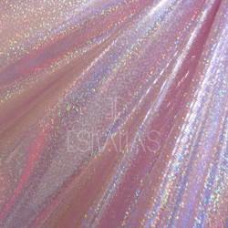 Hologram Pink Spandex