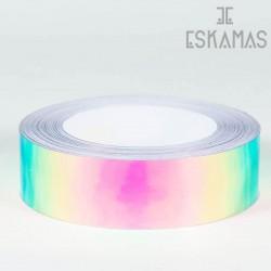 Forro espejo irizado rainbow