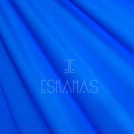 Lycra lisa azul corona