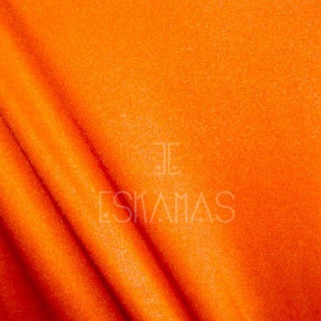Smooth Spandex Neon Orange