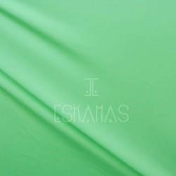 Lycra lisa verde menta